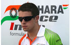 Paul di Resta - GP Brasilien - 24. November 2011