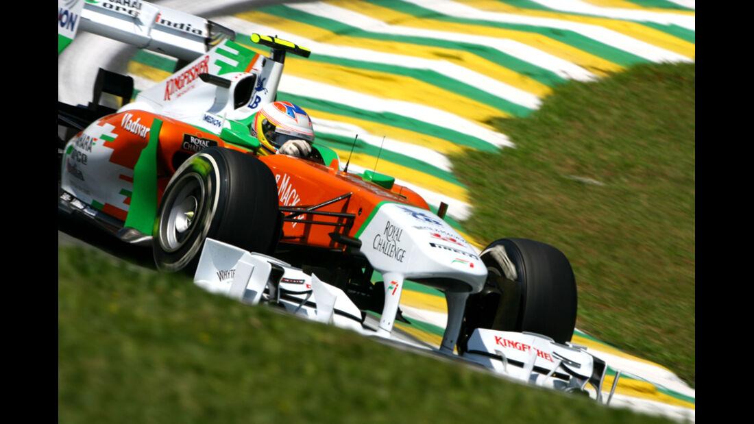Paul di Resta - GP Brasilien - 25. November 2011