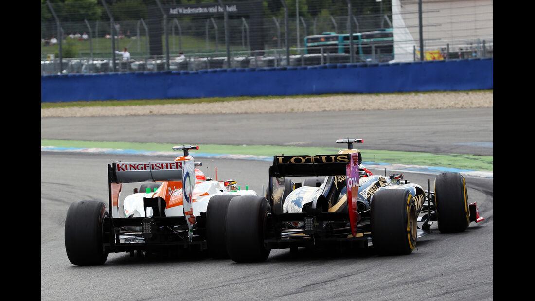 Paul di Resta GP Deutschland 2012