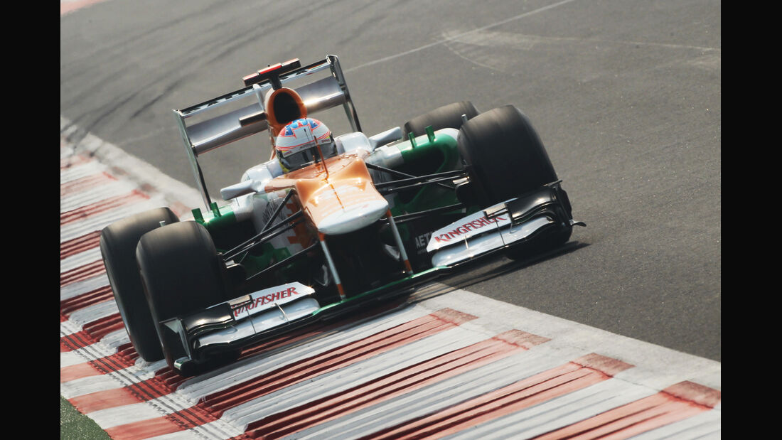 Paul di Resta GP Indien 2012