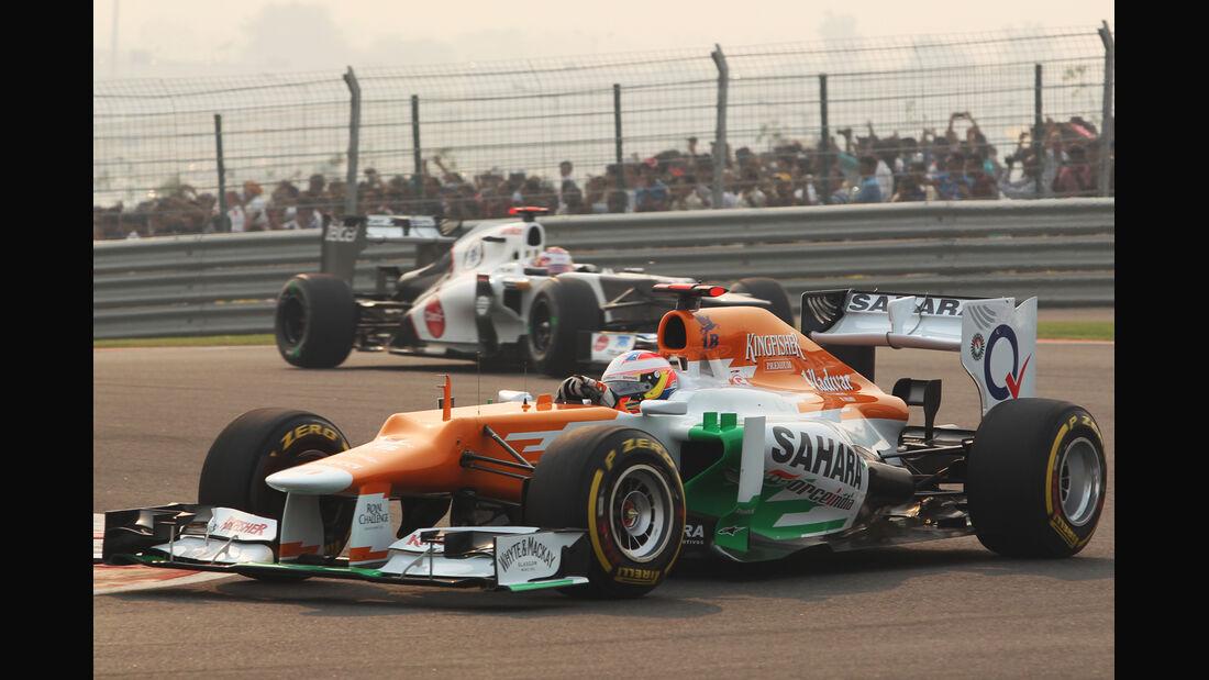 Paul di Resta GP Indien 2012