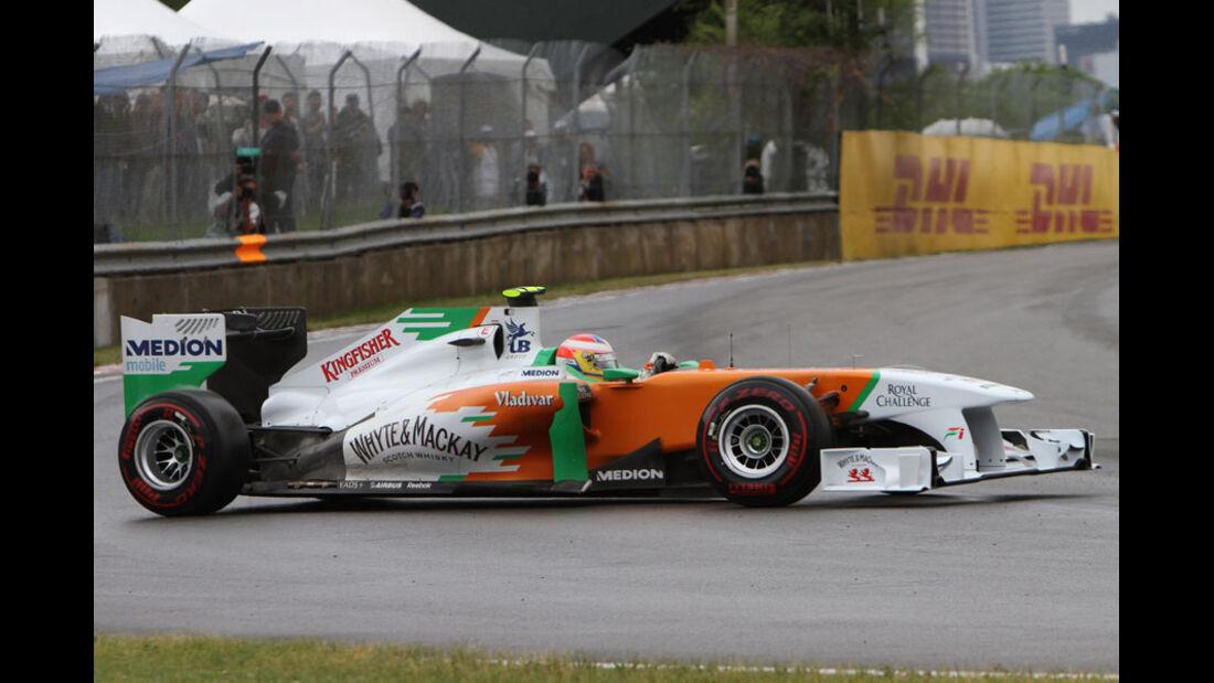 Paul di Resta GP Kanada 2011