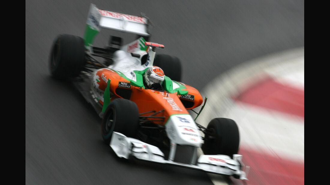 Paul di Resta GP Korea 2011