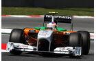 Paul di Resta GP Spanien 2011