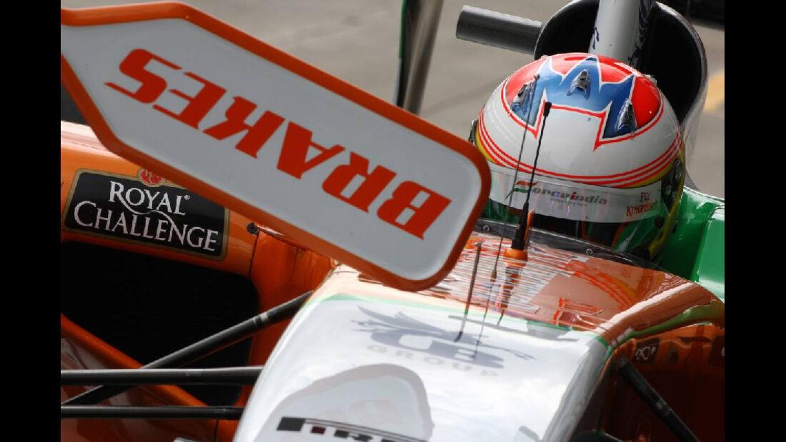 Paul di Resta GP Türkei 2011