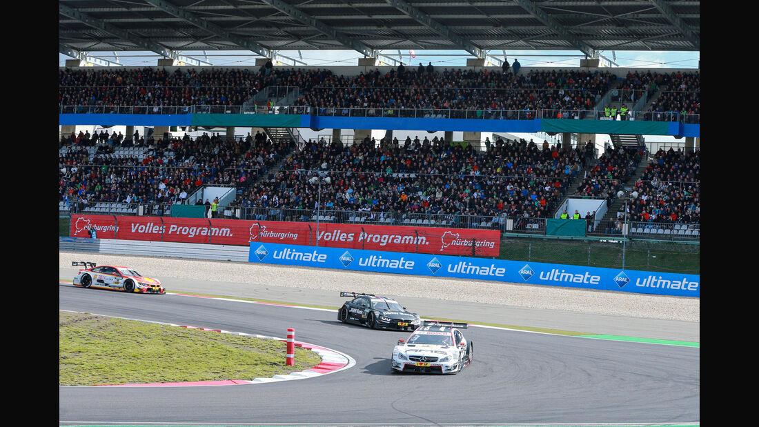 Paul di Resta - Mercedes - DTM - Nürburgring - 2. Rennen - Sonntag - 27.9.2015
