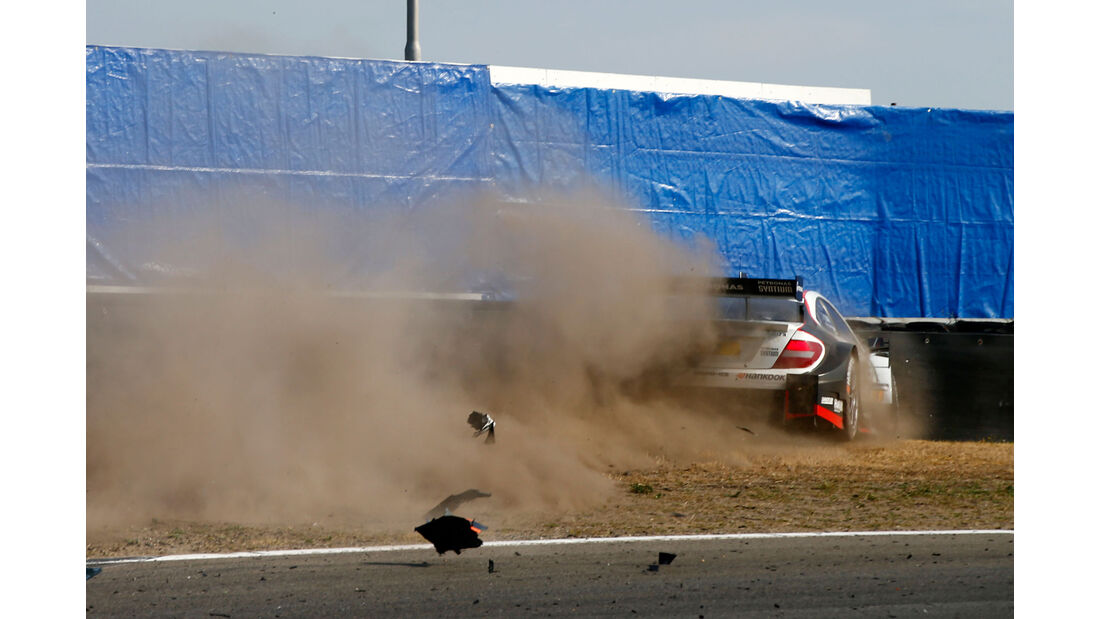 Paul di Resta - Mercedes - DTM - Zandvoort - Samstag - 11.7.2015