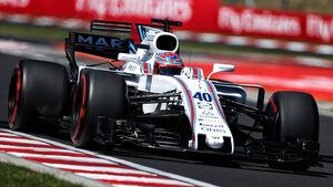 Paul di Resta - Williams - GP Ungarn 2017 - Budapest - Qualifying