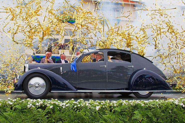 Pebble Beach 2011, Concours d'Elegance
