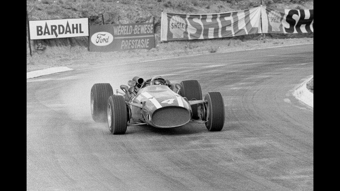 Pedro Rodrigeuz - Cooper T81 - GP Südafrika 1967 - Kyalami