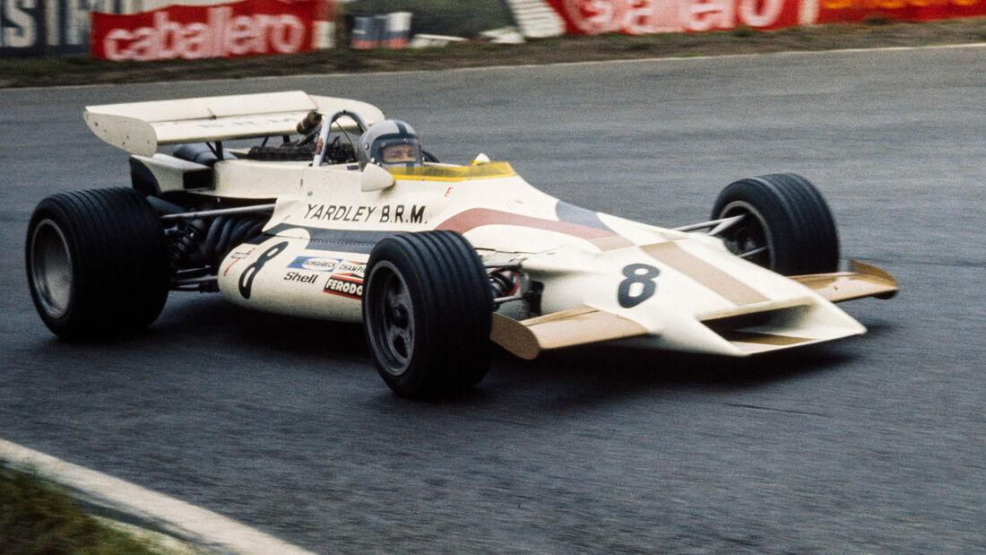 Pedro Rodriguez - GP Holland - Zandvoort - 1971