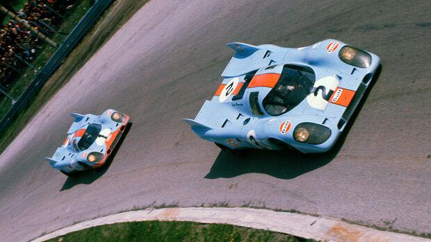 Pedro Rodriguez - Porsche 917 - 1000-km-Rennen - Monza - 1971