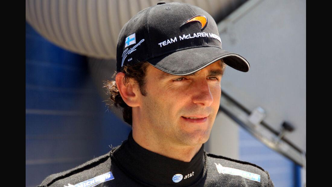 Pedro de la Rosa 2006 McLaren