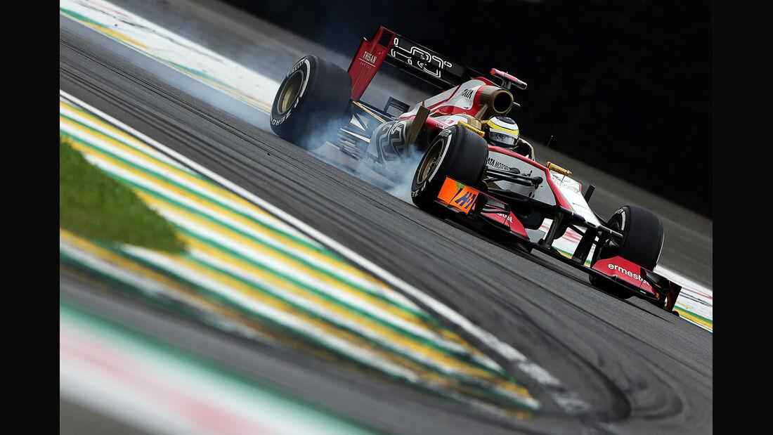 Pedro de la Rosa Formel 1 GP Brasilien 2012