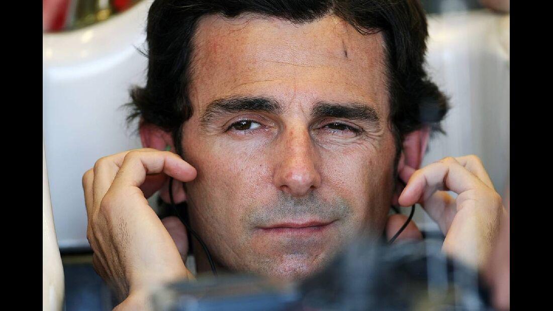 Pedro de la Rosa  - Formel 1 - GP Europa - 23. Juni 2012