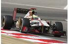 Pedro de la Rosa GP Bahrain 2012