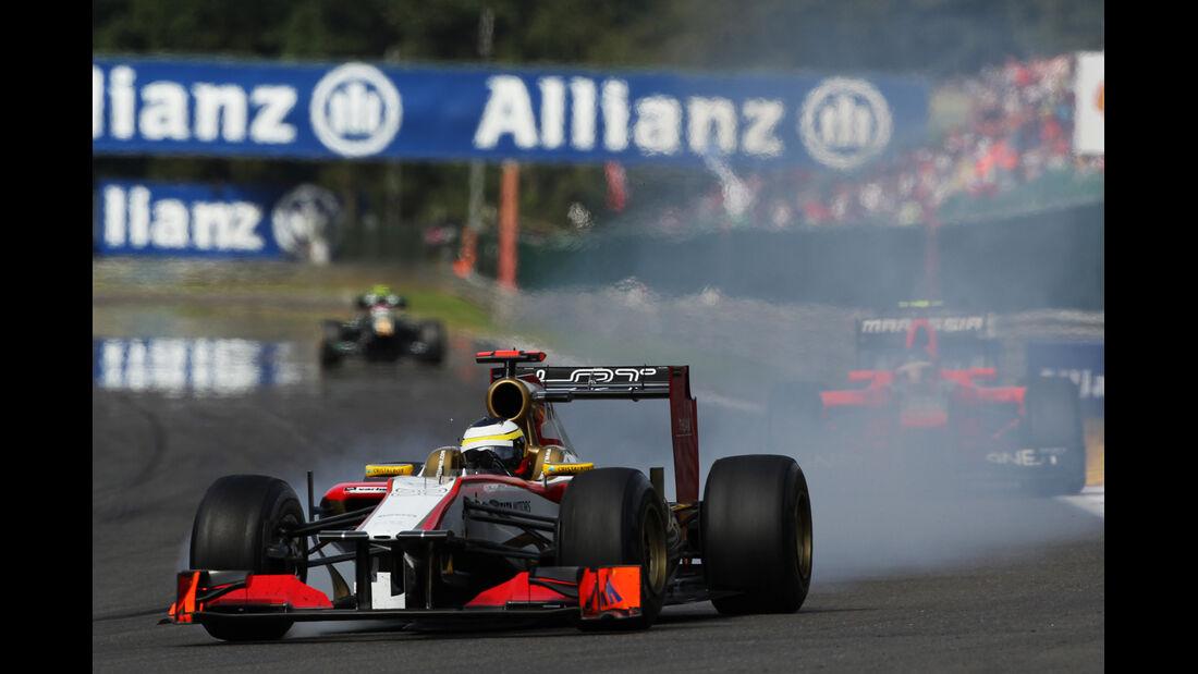Pedro de la Rosa - GP Belgien 2012
