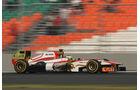 Pedro de la Rosa GP Indien 2012
