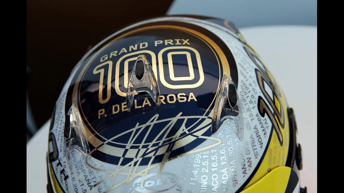 Pedro de la Rosa GP Italien 2012