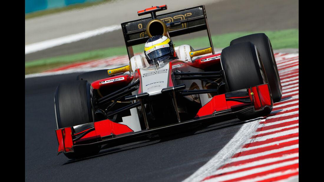 Pedro de la Rosa - HRT - Formel 1 - 2012