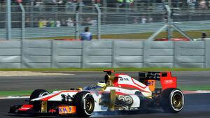 Pedro de la Rosa - HRT - Formel 1 - GP USA - Austin - 17. November 2012