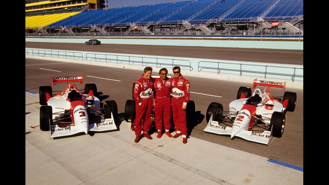 Penske Indycar-Team 1996