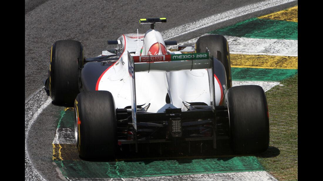 Perez GP Brasilien 2011