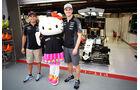 Perez & Hülkenberg - GP Singapur 2015