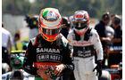 Perez & Magnussen - GP Italien 2014