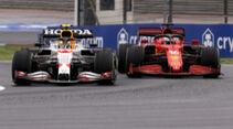 Perez vs. Leclerc - Formel 1 - GP Türkei 2021