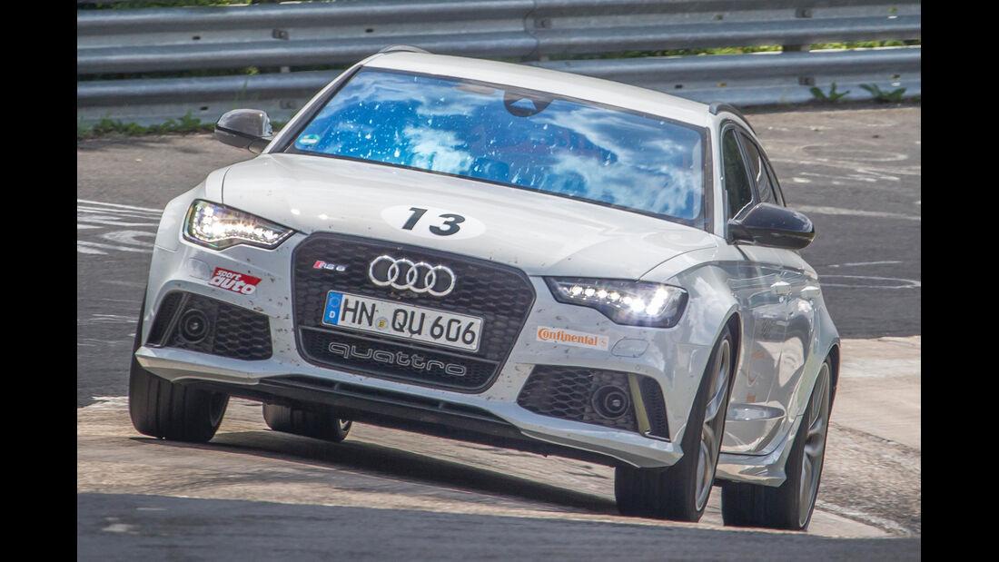 Perfektionstraining 2013, Audi RS Avant