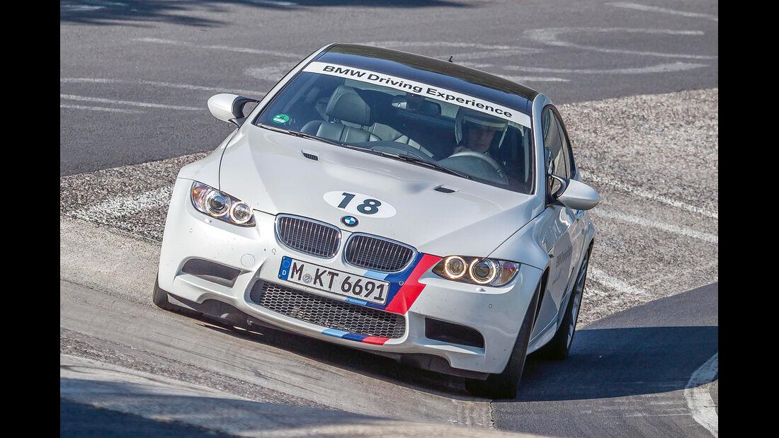 Perfektionstraining 2013, BMW M3 Coupé