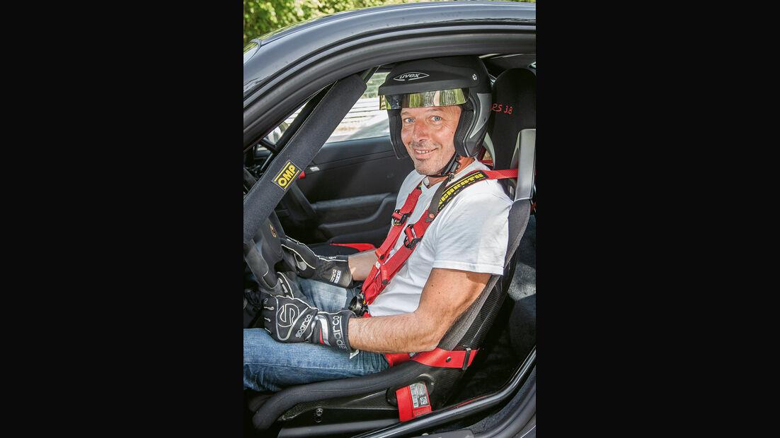 Perfektionstraining 2013, Hartmut, Cockpit