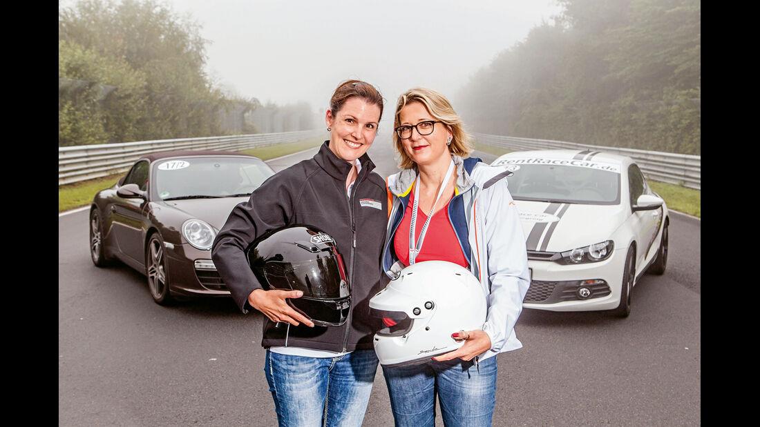 Perfektionstraining 2014, Silke Schröder, Renate Waldner