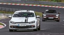 Perfektionstraining 2014, VW Scirocco