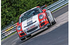 Perfektionstraining 2015, Cup-Porsche