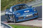 Perfektionstraining 2015, Porsche Cayman GT4