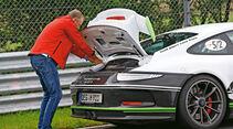 Perfektionstraining 2015, Porsche GT3