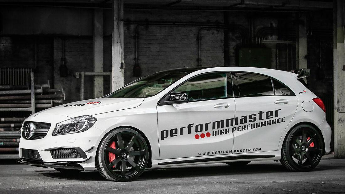 Performmaster Mercedes A 45 AMG
