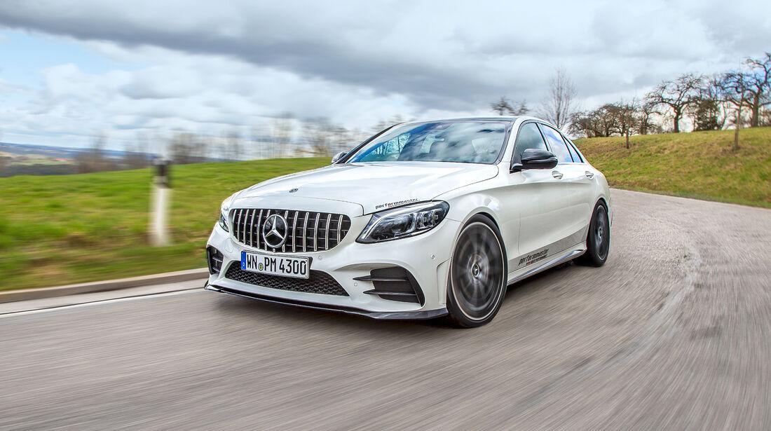 Performmaster-Mercedes-AMG C 43 S - Tuning - Limousinen/Kombis - sport auto Award 2019