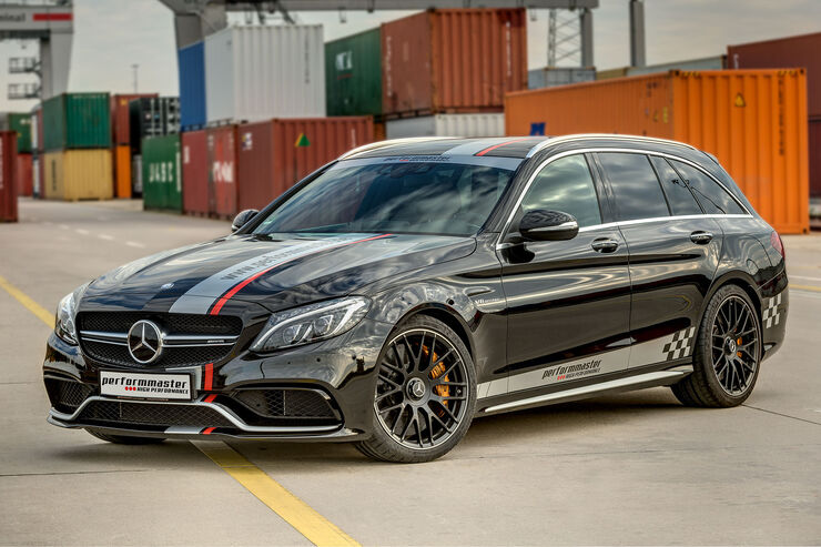 Performmaster Mercedes-AMG C63 T-Modell