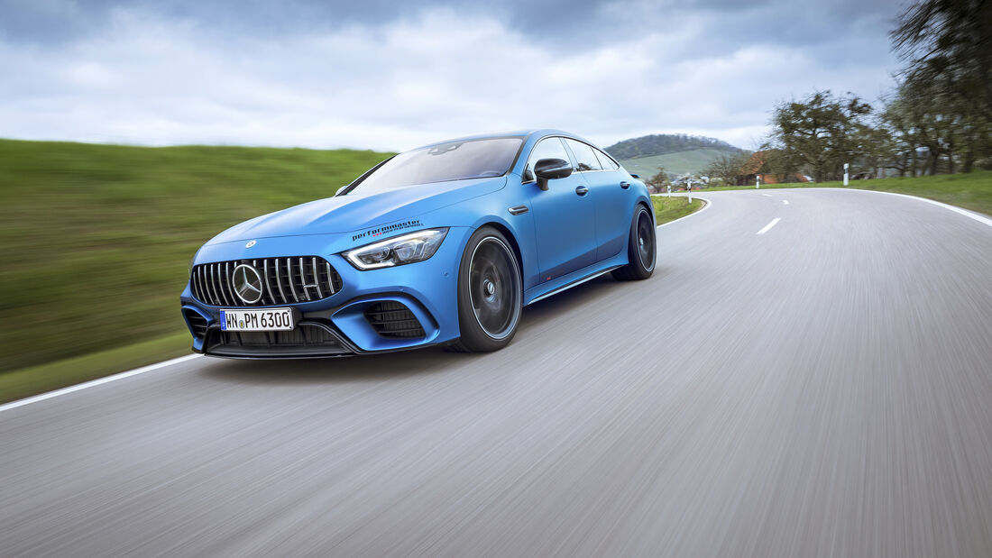 Performmaster-Mercedes-AMG-GT 63 S 4-Türer, Exterieur