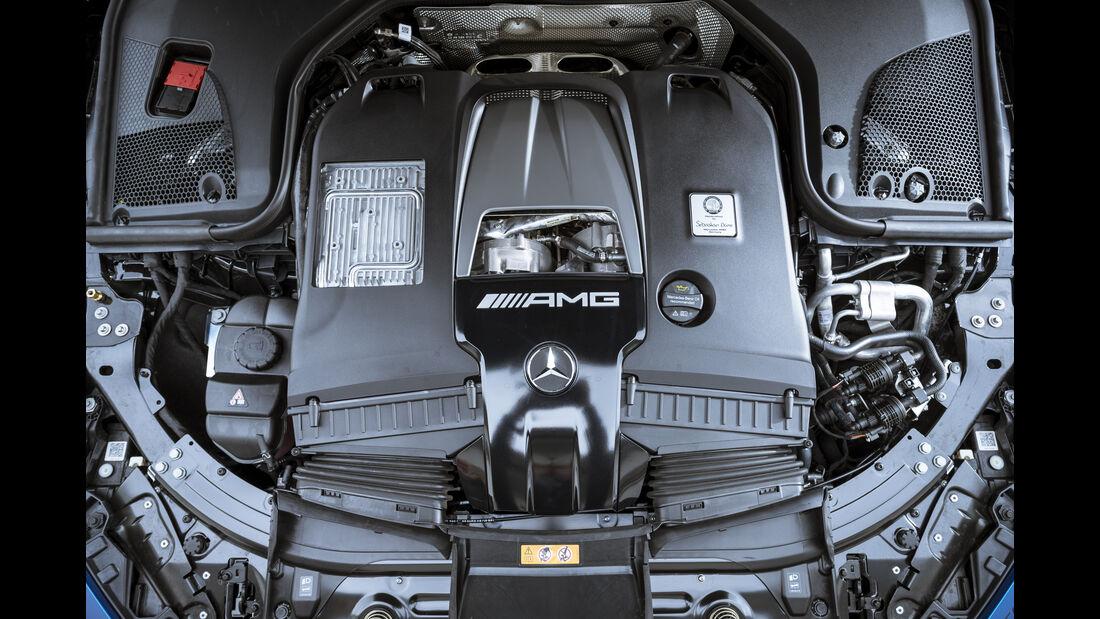 Performmaster-Mercedes-AMG-GT 63 S 4-Türer, Motor