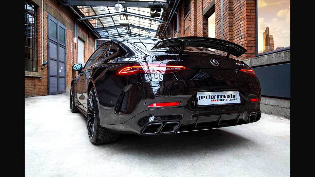 Performmaster - Mercedes-AMG GT 63 S 4Matic+ 4-Türer Coupé - Tuning