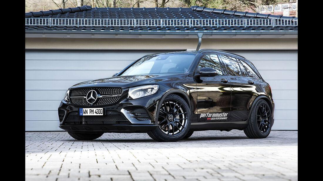 Performmaster Mercedes GLC 43 AMG