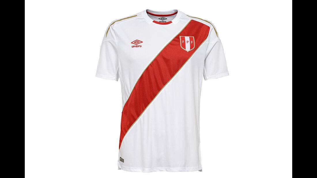 Peru - F1-Autos - Fußball-WM 2018