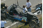 Peter Dumbreck DTM-Crash