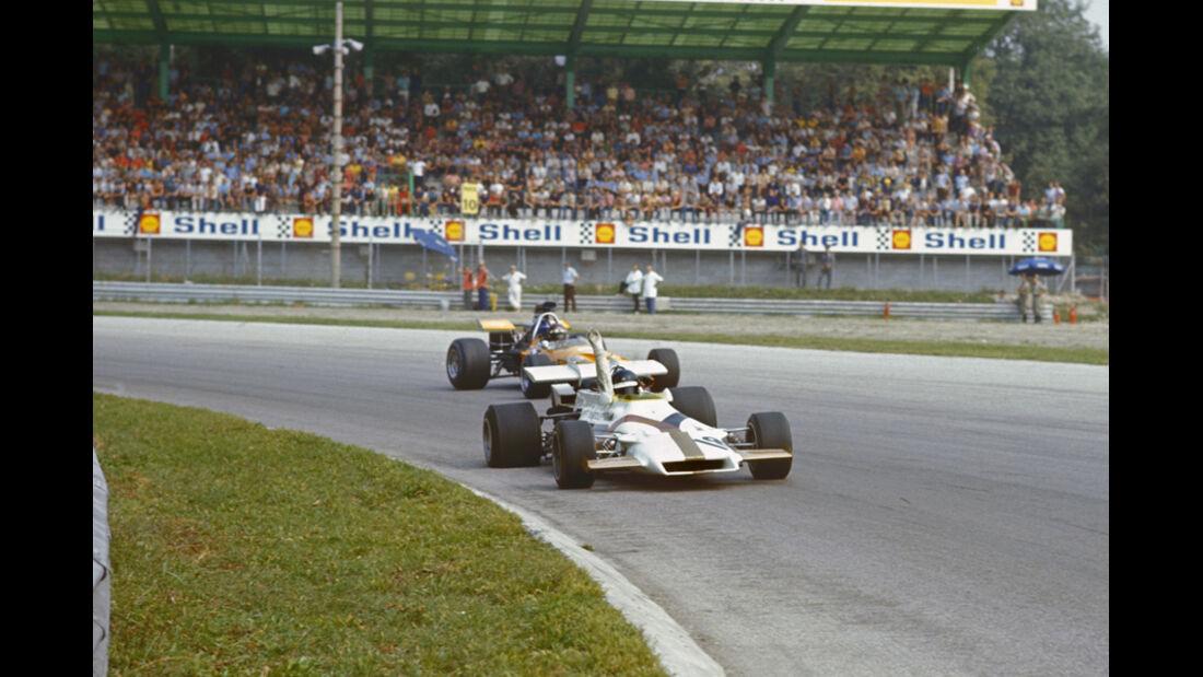 Peter Gethin GP Italien 1971
