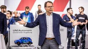 Peter Mertens Ex-Audi-Entwicklungschef