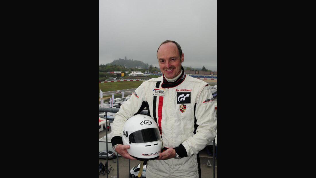 Peter-Paul Pietsch 24h-Rennen Nürburgring 2010 Motor Presse Stuttgart Fahrer